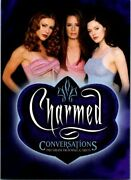 2005 Inkworks Charmed Conversations - Pick / Choose Your Cards