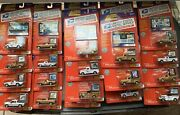 25 Usps Johnny Lightning Limited Edition Lot Of 25 Mint Condition Sealed