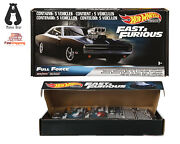 Hot Wheels Premium Fast And Furious Full Force 5 Car Boxed Set Brand New Gift Toy