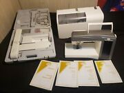 Baby Lock Ellegante Computerized Sewing And Embroidery Machine Great Cond