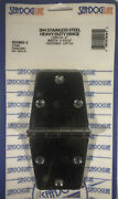 Seadog Line 201805-11pair304 Stainless Heavy Duty Hinge-new-ship Same Bus Day