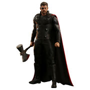 Marvel - Avengers Infinity - Thor 1/6 Action Figure 12 Mms474 Hot Toys