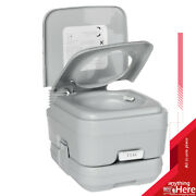 Portable Mobile Toilet Commode Boat Tanks Travel Camping Outdoor Hiking Washing