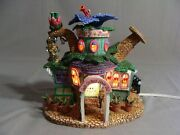 Dept 56 Mary Mary Quite Contrary Lighted Porcelain House, 1997 Storybook Village