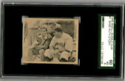 Babe Ruth 1948 Swell Bubble Gum Babe Ruth Story  1 Sgc 60 Only One On Ebay
