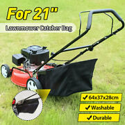 Nylon Lawnmower Leaf Grass Catcher Cover Bag For 21and039and039 Honda Lawn Mower Hru21