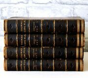 Antique Books Life Of Thomas Carlyle In 4 Volumes By Froude 1882 Old Antiquarian