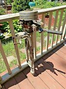 Vintage Montgomery Ward 1949 Sea King Outboard Engine 94gg9003a Parts