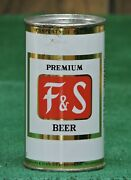 F And S Beer Fuhrmann And Schmidt Brewing Shamokin Pa. Pa. Tax Stamp Can 67-15