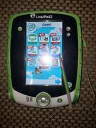 Leapfrog Leappad 2 Explorer Learning System Green And White Edition - Works