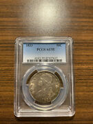 1833-p Capped Bust Silver Half Dollar 50c Pcgs Au 55 Type 1 Lettered Edge Rare