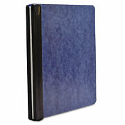 Acco Expandable Hanging Data Binder 2 Posts 6 Capacity 11 X 8.5 Blue 55260