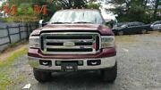 Front Clip Lariat Chrome Grille Fits 06-07 Ford F250sd Pickup 1933453
