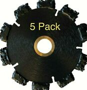 5pk 7 Fire Rescue Root Cutter Carbide Tipped Demolition Blade X .250