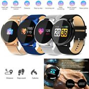 Men Boys Smart Watch Sport Heart Rate Blood Pressure For Iphone Samsung S20 S10+