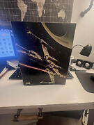 Rare Star Wars Folder / Collectible / Vintage / 70andrsquos - 80andrsquos / Fighter Jet