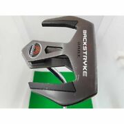 Odyssey Back Strike Dirt Putter Back Stryke D.a.r.t. 34 Inches