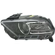 Hid Headlight Lamp Left Hand Side Hid/xenon Driver Lh Fo2518113 Dr3z13008d