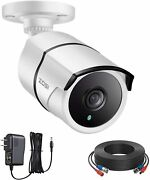 Zosi 4k Extreme Hd Security Camera 8.0mp Waterproof Bullet Cctv Camera System