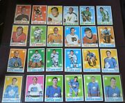 1970-71 Topps Hockey Cards Replacement U Pick To Complete Your Set.