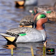 Avery Outdoors Greenhead Gear Ghg Pro Grade Green Winged Teal Duck Decoys
