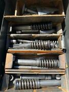 Amada Pega Turret Punch Round Punch And Die Set .406 .422 .486 .437 .600 .568 .531