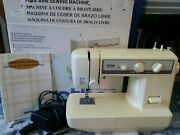Vintage Brother Vx-1120 Sewing Machine Completed Tested W/manual