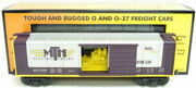 Mth 30-74223 Mthrrc 2005 Rounded Roof Boxcar W Generator Ln/box