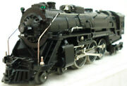 Williams 2056 Nyc 4-6-4 Hudson Steam Loco And Tender W/whistle Ex
