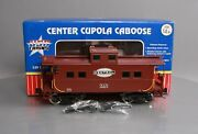 Usa Trains R12166 G Nyc Center-cupola Steel Caboose With Lights 17577
