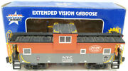 Usa Trains 12108 G New York Central Extended Vision Caboose - Metal Wheels