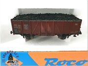 H0 187 Scale Ho Trains Wagon Goods Roco Charging Charcoal 4314s 46058