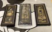 Disney Nightmare Before Christmas Haunted Mansion Stretching Portraits Oogie +2