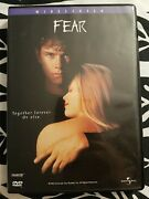 Fear - Mark Wahlberg Reese Witherspoon Dvd 1998 Widescreen