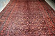 Collectorsand039 Piece Antique Jan Baqi Above 100 Years Old Tribal Belouch Carpet