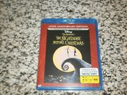 The Nightmare Before Christmas 3d Blu-ray, Blu-ray, Dvd And Digital, 2013, 3-disc