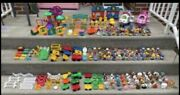 Huge Fisher Price Little People Zoo Farm Animals And Accessories Lot Of Over 245