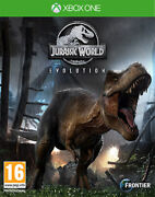 Jurassic World Evolution Xbox One Sold Out Publishing