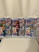 Set Of 3 Ever After High Epic Winter Dolls- New