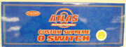 Atlas 6025 O Nickel Silver 5 Right Hand Remote Switch Turnout