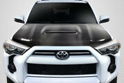 Carbon Creations Td3000 Hood - 1 Piece For 2010-2020 4runner