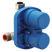 Fortis Valve690 Thermostatic Valve Only With Volume Control