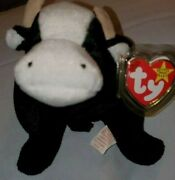 Daisy The Cow Ty Beanie Babymint Condition Always In A Smoke Free Home