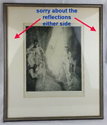 🌟 Norman Lindsay Limited Edition Facsimile Etching 55x65cm Eternitys Avatar