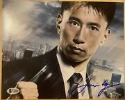 James Kyson Lee Heroes Signed 8x10 Photo Beckett Authenticated Coa