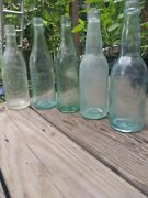 Lot Of 5 Pre-prohibition New York Beer Bottles Includes 1 Blob Top
