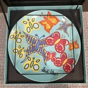 Whatever It Takes Heidi Klum Churchill Peace Thru Art Plate Signed And Numbered