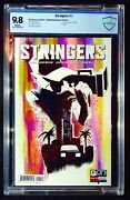 Stringers 1 Cbcs 9.8 Rodriguez Variant 1st Paul And Nick Flip Book