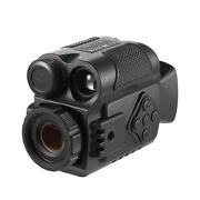 Night Vision Mini Hd Device Infrared Camera Camcorder Monocular Hunting Scopes
