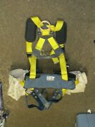 Dbi Sala Delta Isafe Harness Size X- Large + 2 Klein Tools Canvas Bags 5416t